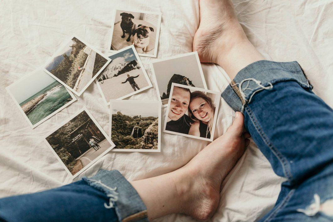 Foto van spullen met emotionele waarde
