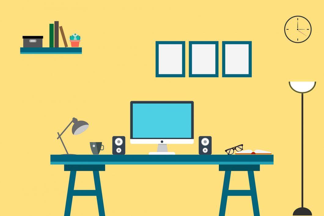 efficient en prettig thuis werken