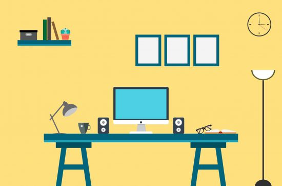Tips om prettig thuis te werken